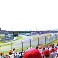 鈴鹿F1 20周年記念デモラン