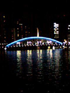 永代橋再び